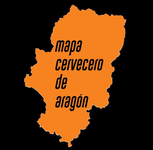 Mapa Cervecero Aragonés